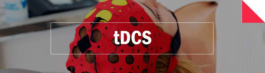 tDCS o estimulación transcraneal por corriente directa
